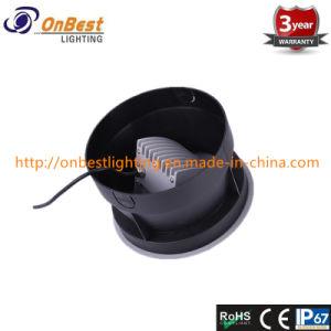 Adjustable Light 12W COB LED Underground Light in IP67 pictures & photos