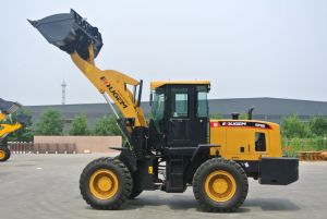 Eougem Loader 1.7m3 3 Ton Wheel Loader with Ce Zl30g pictures & photos