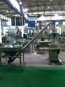 Semi Automatic Dry Powder Packaging Machine pictures & photos