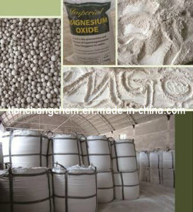Magnesium Oxide 85% Industrial Grade pictures & photos