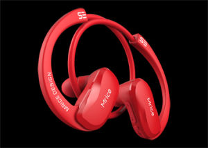 Bluetooth MP3 Function Waterproof in Ear Earphone pictures & photos