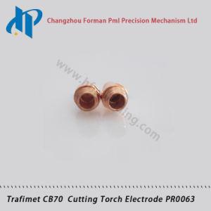 Trafimet CB70 Plasma Welding Torch Consumables Kit Electrode Pr0063 pictures & photos