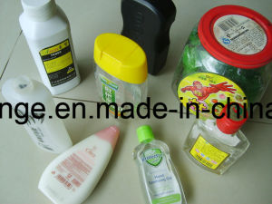 Semiauto Cosmetics Bottles Adhersive Labels Sticker pictures & photos