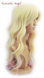 Halloween Wig Synthetic Courlful Fashion Women Wig pictures & photos