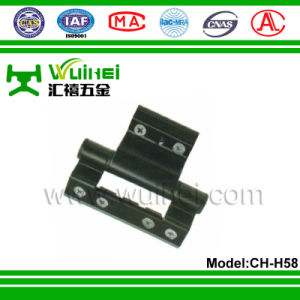 Aluminum Alloy Power Coating Pivot Hinge for Door and Window with ISO9001 (CH-H58) pictures & photos