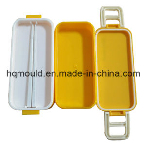 Plastic Injection Mould for Plastic Lunch Container pictures & photos