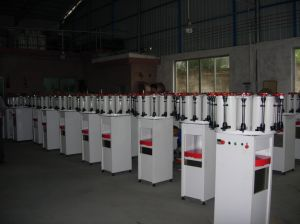 White Plastic Canisters Colorants Paint Tinting Machine Jy-20A pictures & photos