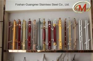 Titanium Material Steel Railing Pillars (GM-504 / GM-505) pictures & photos