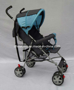 High Quality Steel Frame Fold Baby Stroller with Ce Certificate pictures & photos