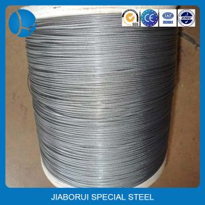 Soft Bright Low Carbon Steel Wire Rod 0.5mm pictures & photos