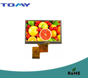 Tn Transflective LCD Display for Motorcycle Product pictures & photos