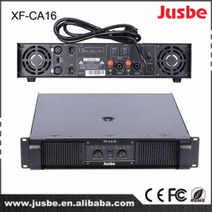 High Quality Real 1000W*2 Professional Power Amplifier Xf-Ca16 pictures & photos