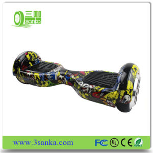 Skate Eletrico Duas Rodas Giroskuter with Bluetooth Speaker pictures & photos