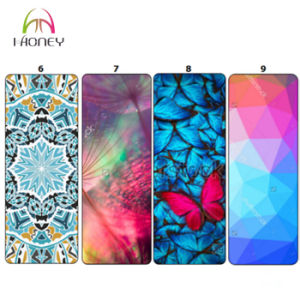 Folable Travel 1mm Yoga Mat Yoga Towel Wholesale pictures & photos