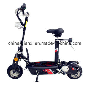 Brushless 48V 500W Evo Electric Scooter for Adult with Ce pictures & photos