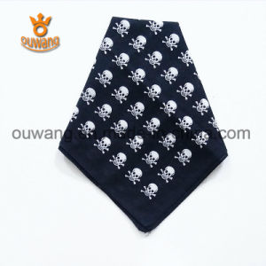 """Best Selling Multifunctional Custom Soft Bandanas 100% Cotton 22*22"""" pictures & photos"""