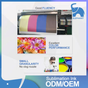 Kiian Digistar E-Gold Sublimation Transfer Ink for Roland Printer pictures & photos