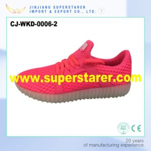 Cool Causal LED Shoes, Light up Hip Hop Dancing Shoes pictures & photos