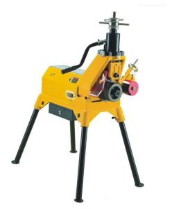 """Ce Approved 2"""" Pipe Groove Rolling Machine"""