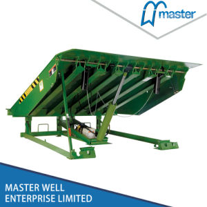 Widely Used Hot Sale Hydraulic Fixed Dock Leveler pictures & photos