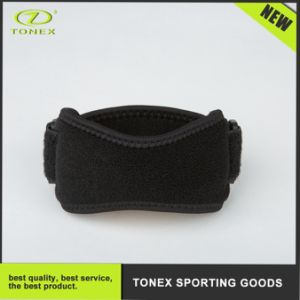 Sports Compression Adjustable Patella Knee Strap Tendon Support Band pictures & photos