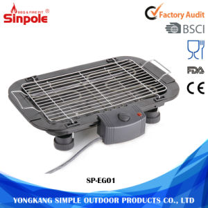 High-Quality Portable Practical Professional Electric Contact BBQ Grill pictures & photos