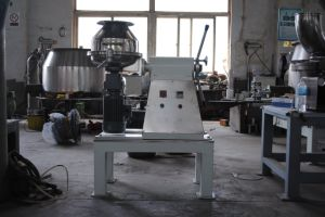 Small Batch Container Mixer for Powder Paint pictures & photos