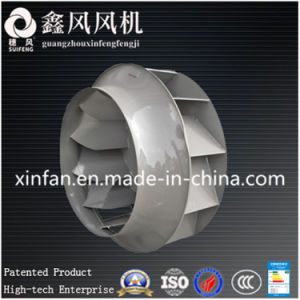 900mm Backward Single Inlet Centrifugal Fan Impeller pictures & photos