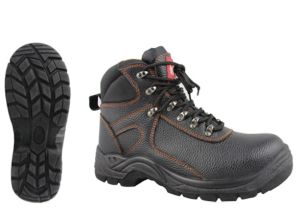 Safety Shoes Lightweight Safety Boots Police Shoes pictures & photos
