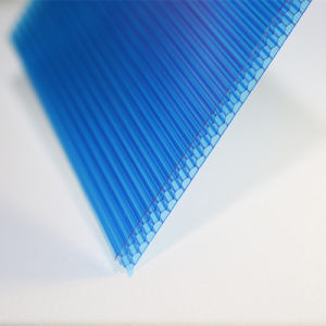 UV Blocking 8mm Ge Lexan Bayer Honeycomb Polycarbonate Sheet for Wholesales pictures & photos