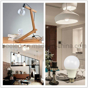 LED Corn Light E27 15W Warm White Silver Color Body LED Bulb Lamp pictures & photos
