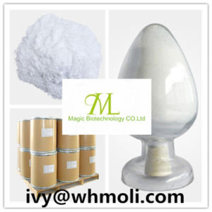 Health Care Raw Material Steroid Powder Omeprazole CAS 73590-58-6 pictures & photos