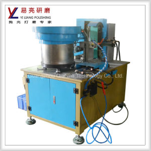Yl-Atpm-036 Aluminum Lock Automatic Abrasive Belt Grinding Wire Drawing Machine pictures & photos