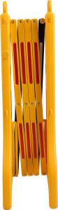 Durable Plastic Traffic Pedestrian Expandable Barricade Water-Fillable PE Expandable Fence pictures & photos