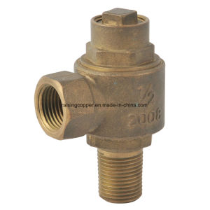 Brass Ferrule Valve pictures & photos