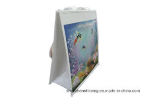 Water-Proof Paper Bag ---- Stone Paper Rich (RBD-200um) Mineral Paper Double Coated pictures & photos