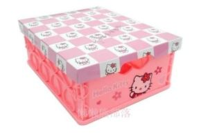 Qualiprinting Customized Printing Rigid Packing Paper Cardboard Gift Boxes for Packaging pictures & photos