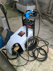 Hot Sale 250bar Electric High Quality High Pressure Washer with Car Cleaning Machine Low Price pictures & photos