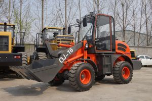 Zl16f Mini Hydrostatic Wheel Loader pictures & photos