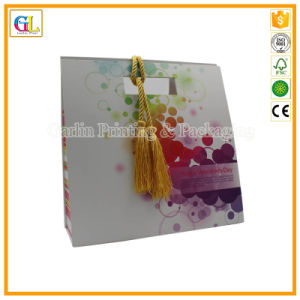 Custom Large Paper Gift Bag with Logo Print Wholesale pictures & photos
