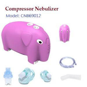 Compressor Nebulizer with Cartoon Elephant pictures & photos