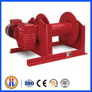 Electric Power Winch with 1-30ton Capacity