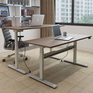 New Product 2017 Office Desk Lamp with Stable Function Workstation Computer Table pictures & photos