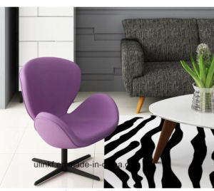 Modern Swivel Lift Bar Stools Chair Fabric Hotel Furniture (UL-LS173) pictures & photos