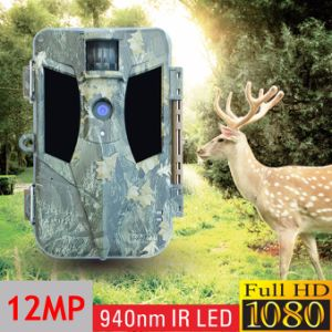 940nm PIR Motion Hidden Game IR Trail Camera for Outdoor Hunting and Monitoring