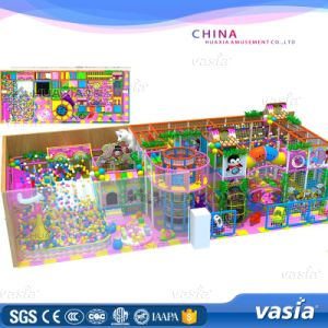 Popular Design Indoor Soft Playground Indoor Equipment pictures & photos
