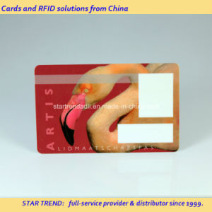 ISO14443A China RFID Chip 13.56 MHz 1k Byte Card pictures & photos