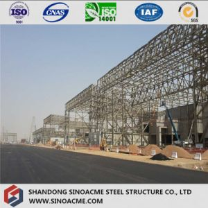 Steel Truss Structure for Aircraft Hangar pictures & photos