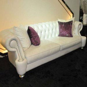 Modern Leisure Living Room Sectional Sofa Leather Sofa