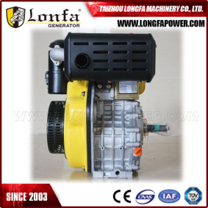 186fa 9.4HP 6.5kw 3000rpm Small Diesel Engine 1 Cylinder 4 Stroke pictures & photos